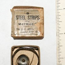 Image of FIC09.18.419 - Strips, Steel (1 Box)