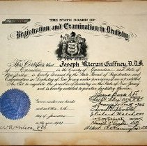 Image of FIC09.200.9 - Certificate, Achievement