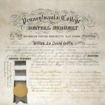 Image of FIC09.201.1 - Certificate, Achievement