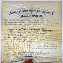 Image of FIC09.201.8 - Certificate, Achievement