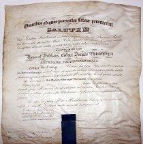 Image of 1948.200.1 - Certificate, Achievement