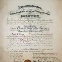 Image of 1970.200.4 - Certificate, Achievement
