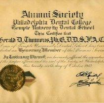 Image of Alumnia Society - Philadelphia Dental College