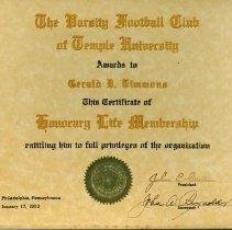 Image of FIC09.208.38 - Certificate, Membership