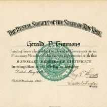 Image of FIC09.208.43 - Certificate, Membership