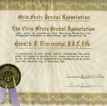 Image of FIC09.208.44 - Certificate, Membership