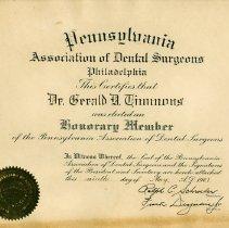 Image of FIC09.208.47 - Certificate, Membership