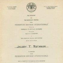 Image of 1970.200.6 - Certificate, Membership