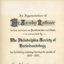 Image of The Philadelphia Society of Periodontology