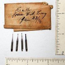 Image of FIC09.8.119 - Burs, Dental Engine (4)