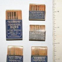 Image of FIC09.8.184 - Burs, Dental Engine (5 Packets)