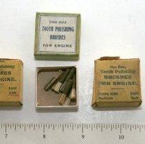 Image of FIC09.8.38 - Brush Attachements, Dental Engine