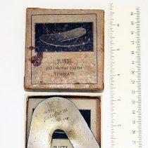 Image of FIC09.9.16 - Ekloform Teeth Template