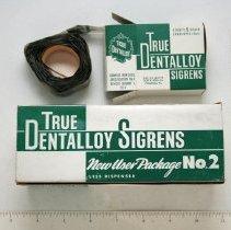 Image of True Dentalloy Sigrens