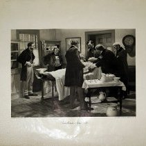 Image of Anesthesia about 1850