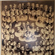 Image of Philadelphia Dental College Faculty and Graduating Class