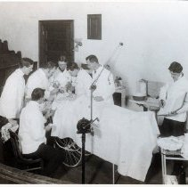 Image of Surgical Clinic, c. 1899