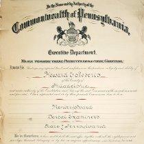 Image of FIC10.202.17 - Certificate, Achievement