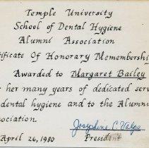 Image of School of Dental Hygiene Alumni Association