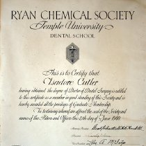 Image of Ryan Chemical Society