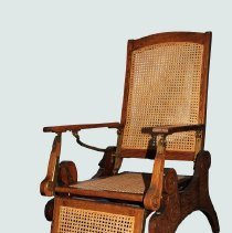 Image of Reclining and Adjustable Chair
