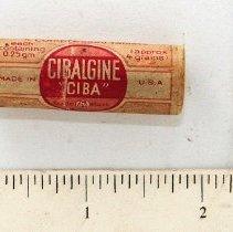 Image of FIC10.8.12 - Cibalgine Tablets