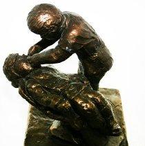 Image of Plaster Figurine