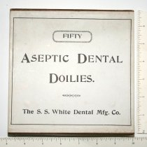 Image of FIC11.2.5 - Aseptic Dental Doilies