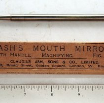 Image of Mouth Mirror