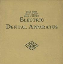 Image of FIC11.6.48 - Catalog, Dental Supply
