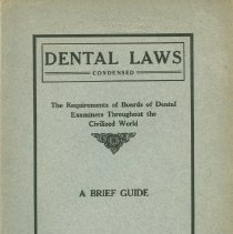 Image of FIC11.501.2 - Dental Book
