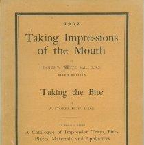 Image of FIC11.501.5 - Dental Book