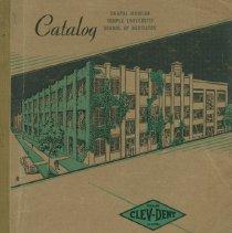 Image of FIC11.503.3 - Catalog, Dental Supply