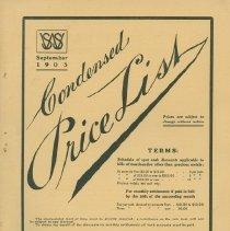 Image of FIC11.6.1 - Catalog, Dental Supply