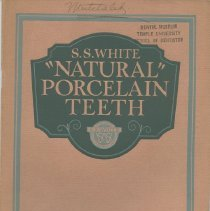 Image of FIC11.6.13 - Catalog, Dental Product