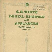 Image of FIC11.6.14 - Catalog, Dental Supply