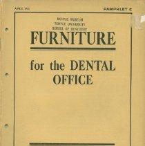 Image of FIC11.6.15 - Catalog, Dental Supply