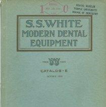 Image of FIC11.6.17 - Catalog, Dental Supply