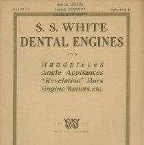 Image of FIC11.6.21 - Catalog, Dental Supply
