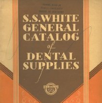 Image of FIC11.6.33 - Catalog, Dental Supply