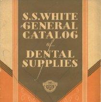 Image of FIC11.6.5 - Catalog, Dental Supply