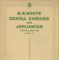 Image of FIC11.6.52 - Catalog, Dental Supply