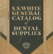 Image of FIC11.6.55 - Catalog, Dental Supply