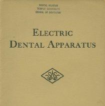 Image of FIC11.6.56 - Catalog, Dental Supply