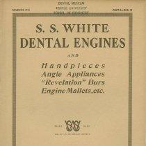 Image of FIC11.6.57 - Catalog, Dental Supply