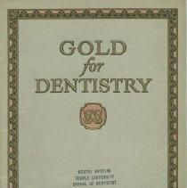 Image of FIC11.6.66 - Catalog, Dental Product