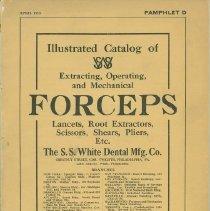 Image of FIC11.6.71 - Catalog, Dental Supply