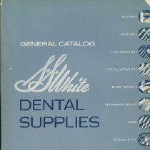 Image of FIC11.6.75 - Catalog, Dental Supply