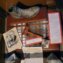 Image of FIC12.400.9 - Dr. Gerald D. Timmons Case Display