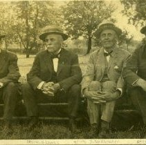 Image of Delaware Clay Company business men -